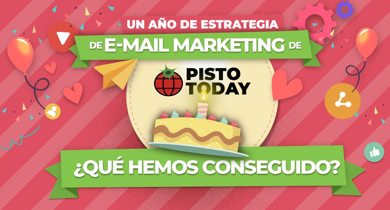 email marketing pisto con webo